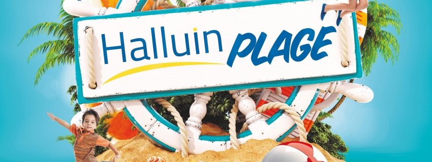 Halluin plage : on vous attend !