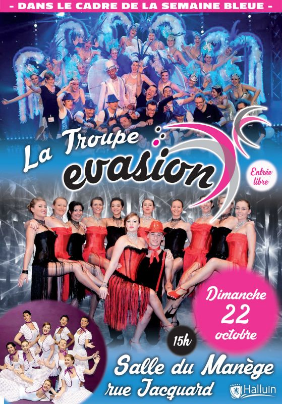 Spectacle Troupe Evasion